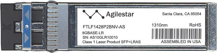 Finisar FTLF1428P2BNV-AS (Agilestar Original) SFP+ Transceiver Module