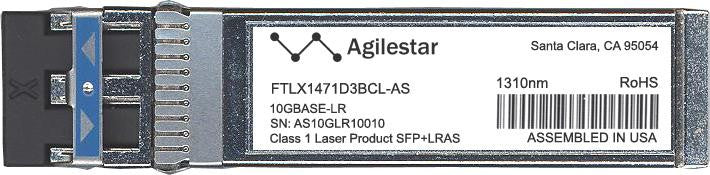 Finisar FTLX1471D3BCL-AS (Agilestar Original) SFP+ Transceiver Module