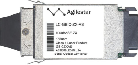 Aruba Networks LC-GBIC-ZX-AS (Agilestar Original) GBIC Transceiver Module