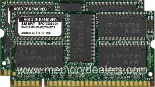 Memory 256MB Approved memory, Cisco 7301 DDR SODIMM (p/n: MEM-7301-256MB=) Internet Router Memory Transceiver Module