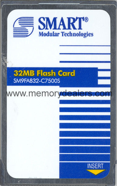 Memory 32MB Cisco Systems 7200 I/O Approved Flash Card (p/n MEM-I-O-FLC32M) Cisco Network Processing/Services Engine-NPE,NSE Transceiver Module