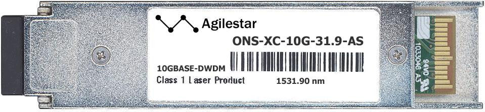 Cisco XFP Transceivers ONS-XC-10G-31.9-AS (Agilestar Original) XFP Transceiver Module