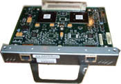 Hardware PA-2FE-TX Network Modules Transceiver Module