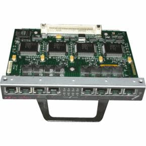 Hardware PA-8E Network Modules Transceiver Module