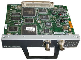 Hardware PA-A3-E3 Network Modules Transceiver Module