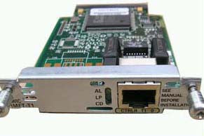Hardware VWIC-1MFT-T1 Network Modules Transceiver Module