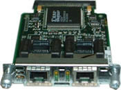 Hardware VWIC-2MFT-T1-DI Network Modules Transceiver Module