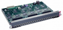 Hardware WS-X4124-FX-MT Network Modules Transceiver Module