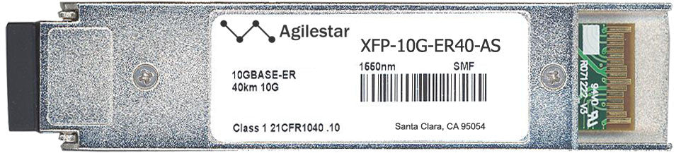 Alcatel XFP-10G-ER40-AS (Agilestar Original) XFP Transceiver Module