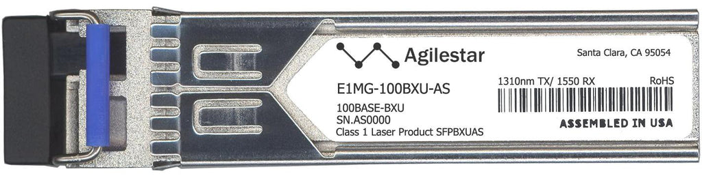 Foundry Networks E1MG-100BXU-AS (Agilestar Original) SFP Transceiver Module