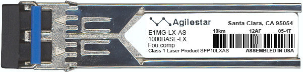 Foundry Networks E1MG-LX-AS (Agilestar Original) SFP Transceiver Module