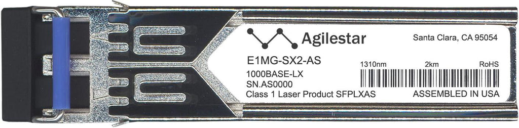 Foundry Networks E1MG-SX2-AS (Agilestar Original) SFP Transceiver Module