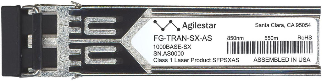 Fortinet FG-TRAN-SX-AS (Agilestar Original) SFP Transceiver Module