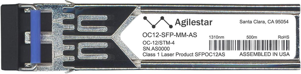 Foundry Networks OC12-SFP-MM-AS (Agilestar Original) SFP Transceiver Module