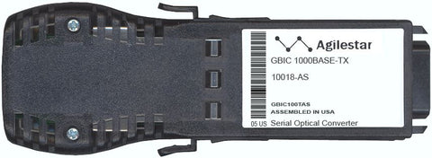 Extreme Networks 10018-AS (Agilestar Original) GBIC Transceiver Module