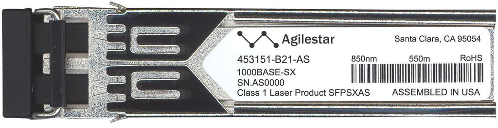 HP 453151-B21-AS (Agilestar Original) SFP Transceiver Module