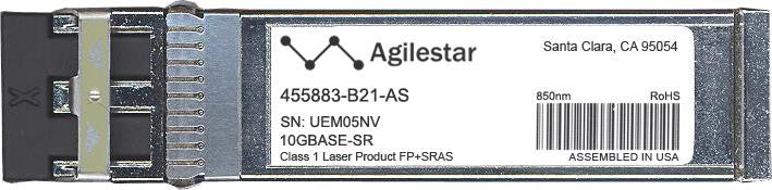 HP 455883-B21-AS (Agilestar Original) SFP+ Transceiver Module