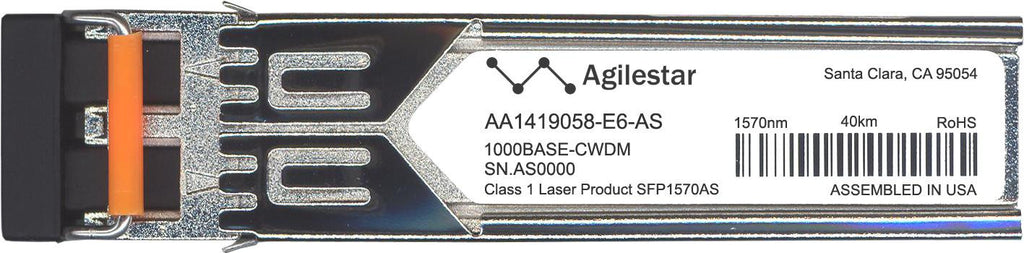 Nortel AA1419058-E6-AS (Agilestar Original) SFP Transceiver Module
