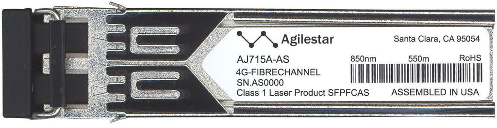 HP AJ715A-AS (Agilestar Original) SFP Transceiver Module