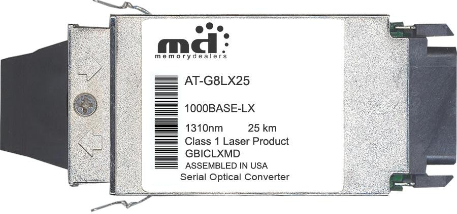 Allied Telesis AT-G8LX25 (100% Allied Telesis Compatible) GBIC Transceiver Module