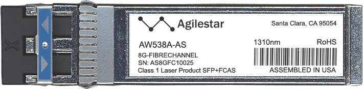 HP AW538A-AS (Agilestar Original) SFP+ Transceiver Module