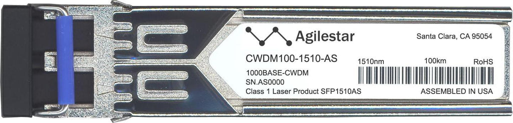 Foundry Networks CWDM100-1510-AS (Agilestar Original) SFP Transceiver Module