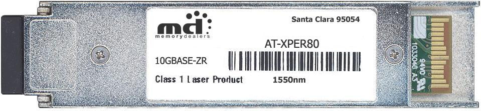 Allied Telesis AT-XPER80 (100% Allied Telesis Compatible) XFP Transceiver Module