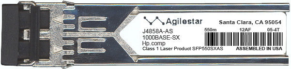 HP J4858A-AS (Agilestar Original) SFP Transceiver Module