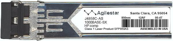 HP J4858C-AS (Agilestar Original) SFP Transceiver Module