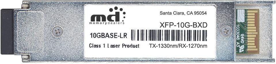 Cisco XFP Transceivers XFP-10G-BXD (100% Cisco Compatible) XFP Transceiver Module