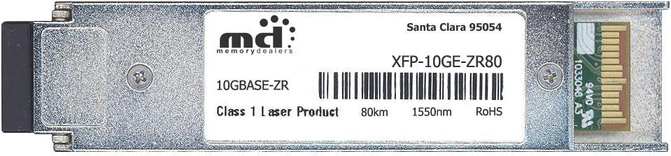 Alcatel XFP-10GE-ZR80 (100% Alcatel Compatible) XFP Transceiver Module
