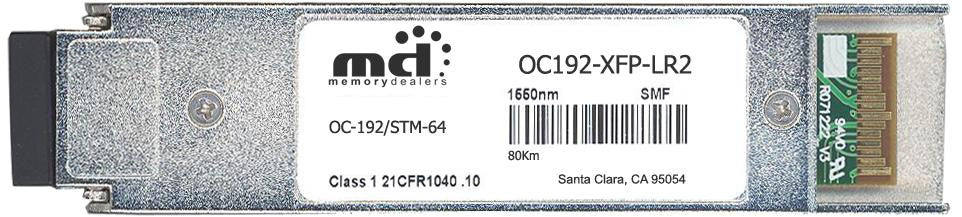 Foundry Networks OC192-XFP-LR2 (100% Foundry Compatible) XFP Transceiver Module