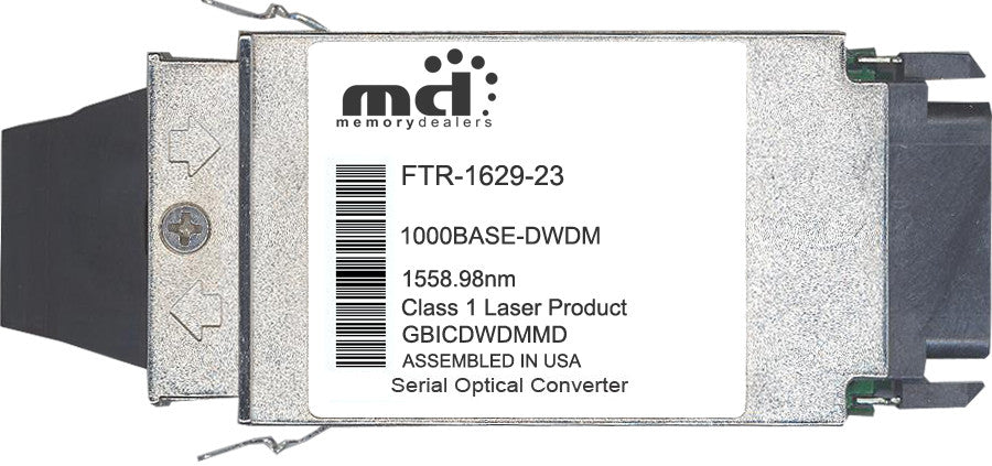 Finisar FTR-1629-23 (100% Finisar Compatible) GBIC Transceiver Module