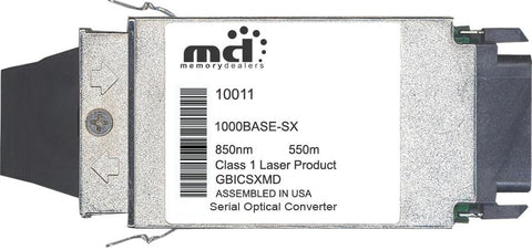 Extreme Networks 10011 (100% Extreme Networks Compatible) GBIC Transceiver Module