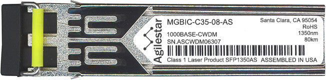 Enterasys MGBIC-C35-08-AS (Agilestar Original) SFP Transceiver Module