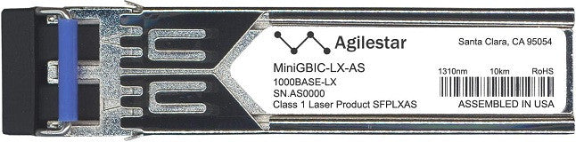 Alcatel SFP Transceivers MINIGBIC-LX-AS (Agilestar Original) SFP Transceiver Module