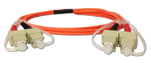 Cables SC to SC MM DX (10 Meters)  Transceiver Module