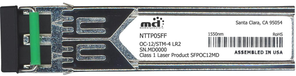 Nortel NTTP05FF (100% Nortel Networks Compatible) SFP Transceiver Module