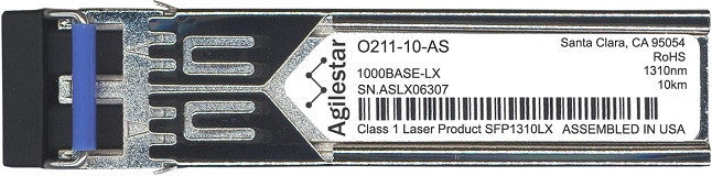 Telco O211-10-AS (Agilestar Original) SFP Transceiver Module