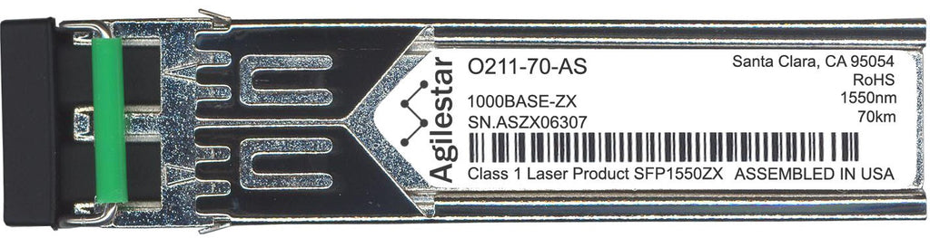 Telco O211-70-AS (Agilestar Original) SFP Transceiver Module