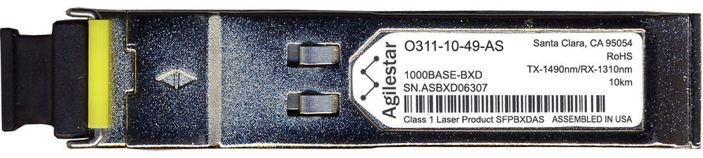 Telco O311-10-49-AS (Agilestar Original) SFP Transceiver Module