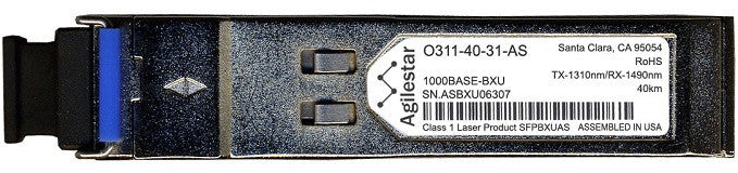 Telco O311-40-31-AS (Agilestar Original) SFP Transceiver Module