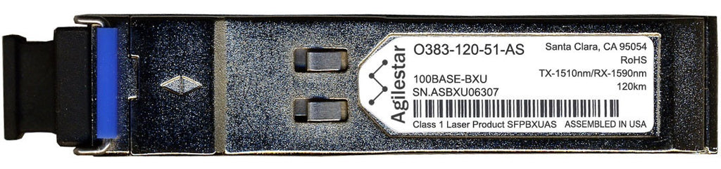 Telco O383-120-51-AS (Agilestar Original) SFP Transceiver Module