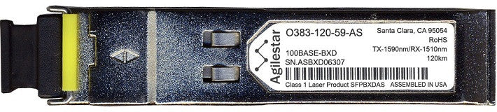 Telco O383-120-59-AS (Agilestar Original) SFP Transceiver Module