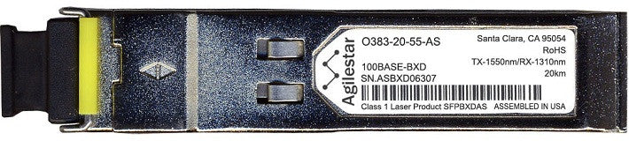 Telco O383-20-55-AS (Agilestar Original) SFP Transceiver Module