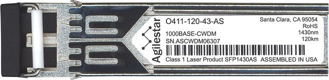 Telco O411-120-43-AS (Agilestar Original) SFP Transceiver Module