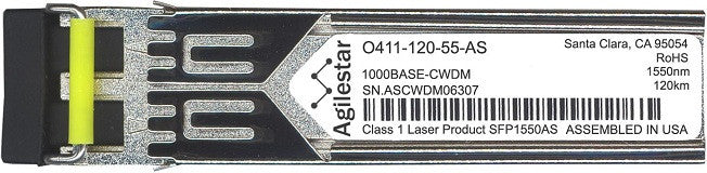 Telco O411-120-55-AS (Agilestar Original) SFP Transceiver Module