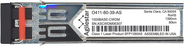 Telco O411-80-39-AS (Agilestar Original) SFP Transceiver Module