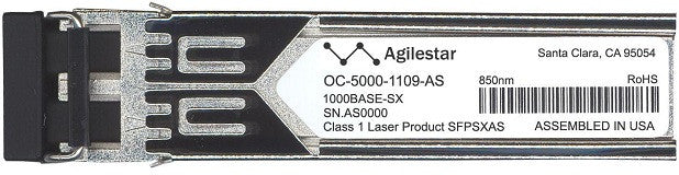 Alcatel SFP Transceivers OC-5000-1109-AS (Agilestar Original) SFP Transceiver Module