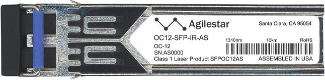 Alcatel SFP Transceivers OC12-SFP-IR-AS (Agilestar Original) SFP Transceiver Module